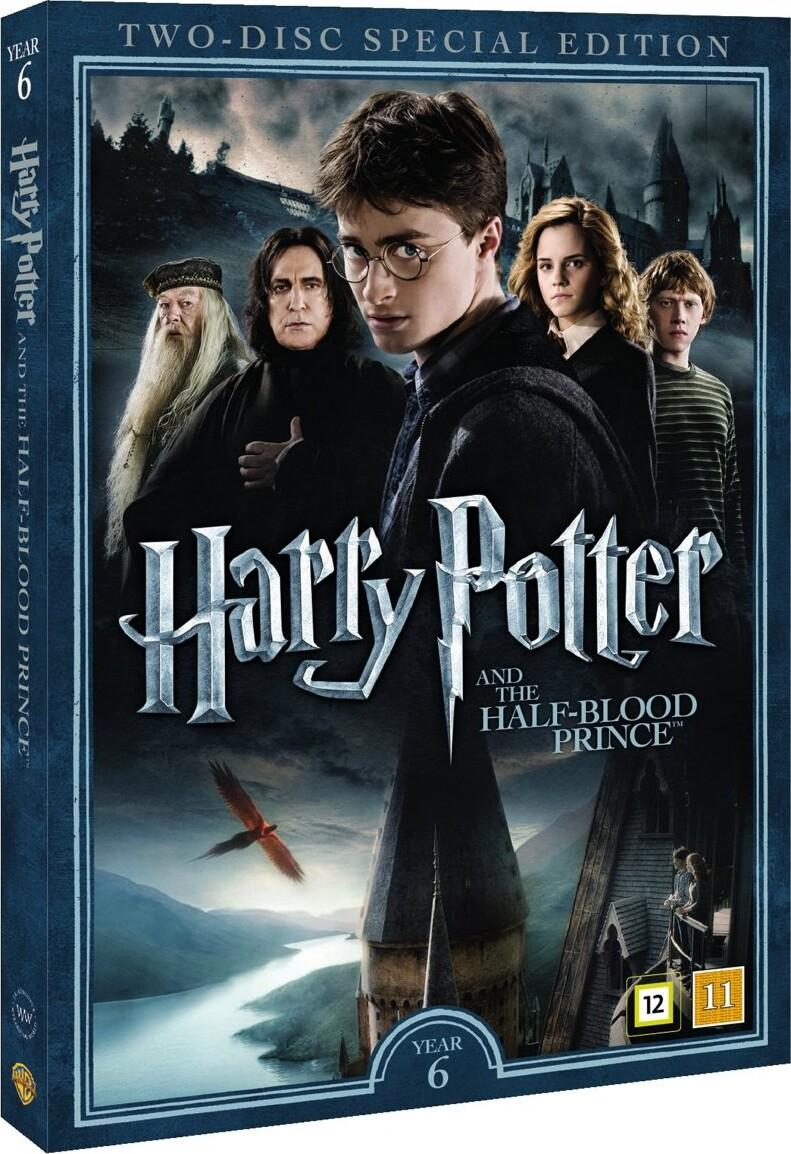 Moderne Harry Potter Og Halvblodsprinsen / Harry Potter And The Half-blood XG-99