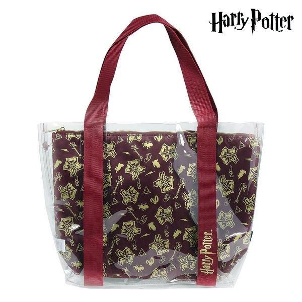 Harry Potter Taske Håndtaske Rødbrun → Køb billigt her