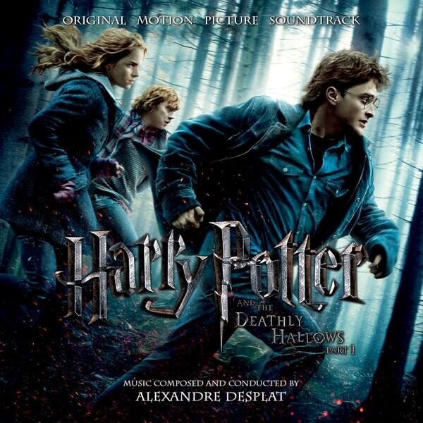 Image of   Harry Potter & The Deathly Hallows Part 1 - Soundtrack - Vinyl / LP