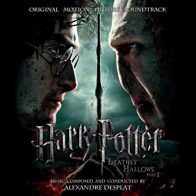 Image of   Harry Potter & The Deathly Hallows Pt. 2 Soundtrack - Vinyl / LP