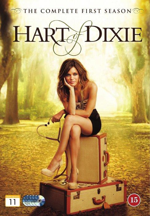 Hart Of Dixie - Sæson 1 - DVD - Tv-serie