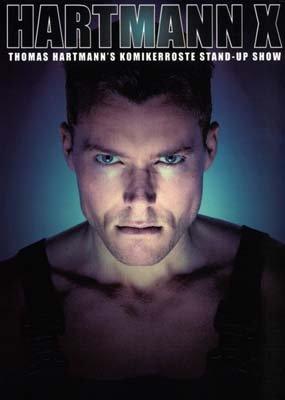 Image of   Hartmann X - DVD - Film
