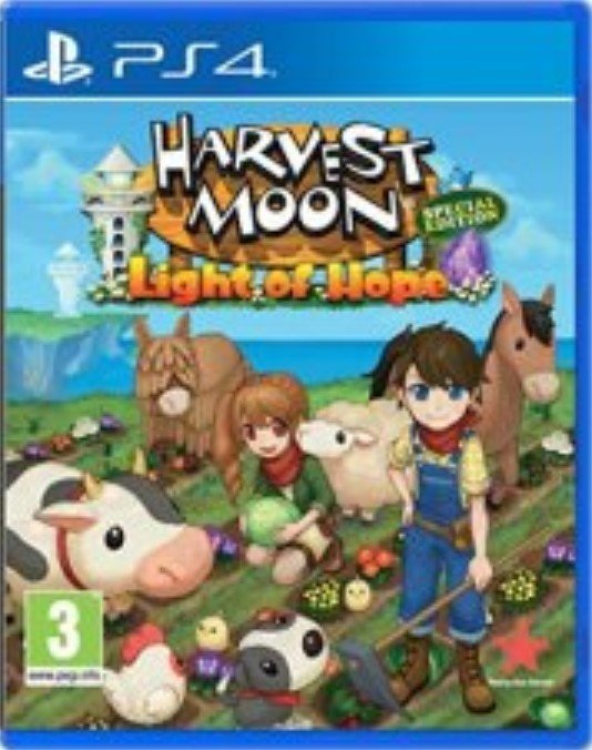 Image of   Harvest Moon: Light Of Hope - Special Edition - PS4