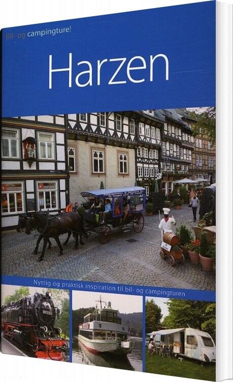 Harzen - Peer Neslein - Bog