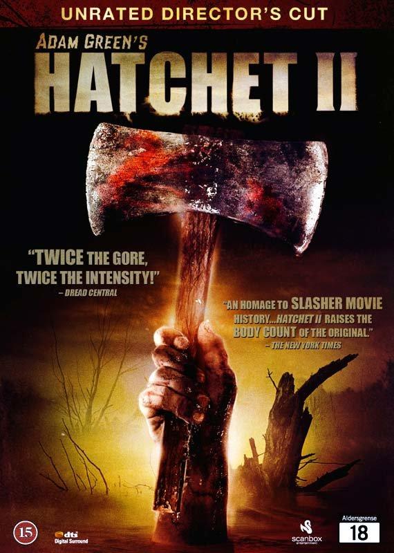 Image of   Hatchet 2 - 2010 - DVD - Film