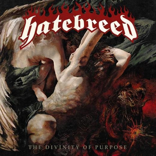 Hatebreed - The Divinity Of Purpose - CD