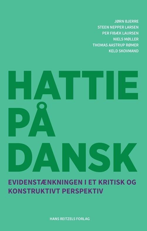 Image of   Hattie På Dansk - Niels Møller - Bog