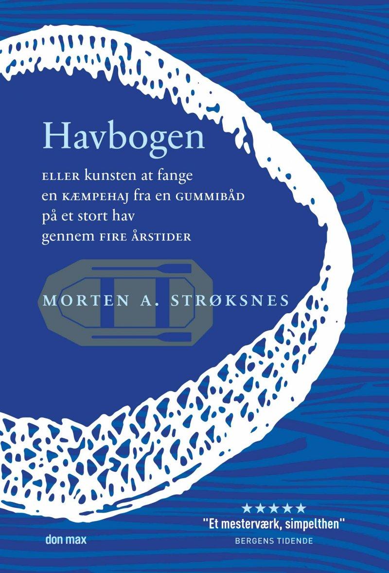 Havbogen - Morten A.strøksnes - Bog