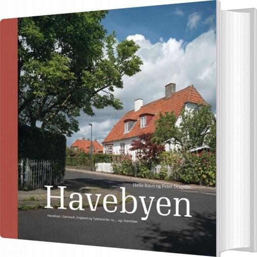 Havebyen - Helle Ravn - Bog