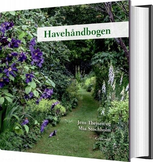 Image of   Havehåndbogen - Jens Thejsen - Bog