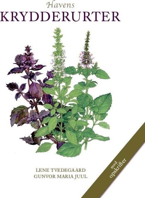 Havens Krydderurter - Lene Tvedegaard - Bog