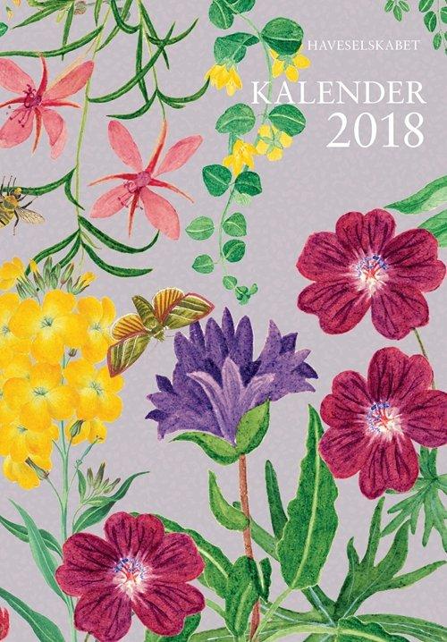 Image of   Haveselskabets Havekalender 2018