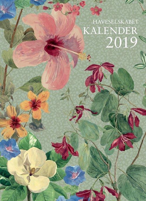 Image of   Haveselskabet Kalender 2019