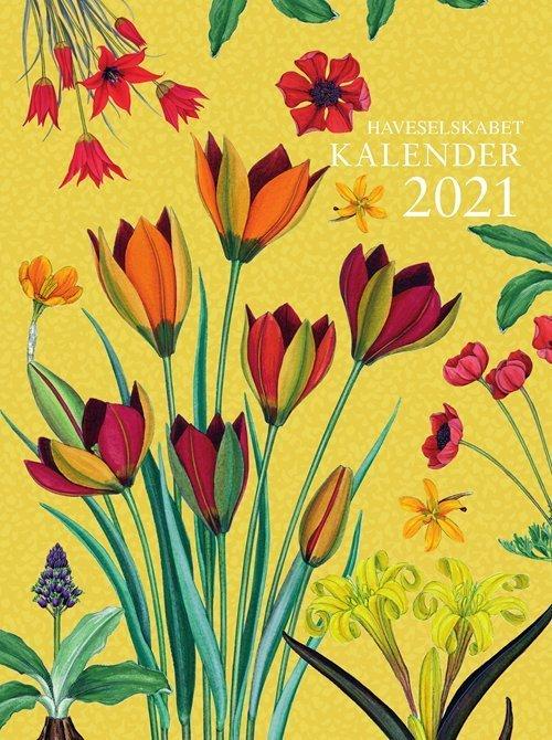 Image of   Haveselskabet Kalender 2021 - Gyldendal - Bog