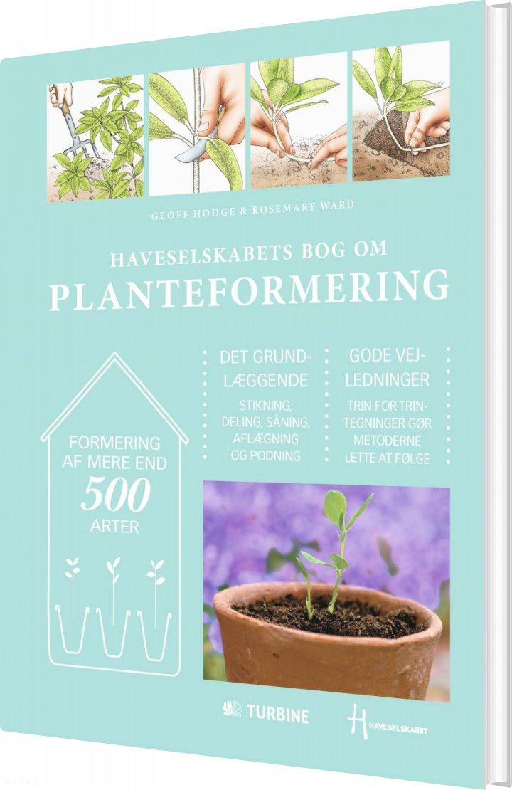 Image of   Haveselskabets Bog Om Planteformering - Geoff Hodge - Bog