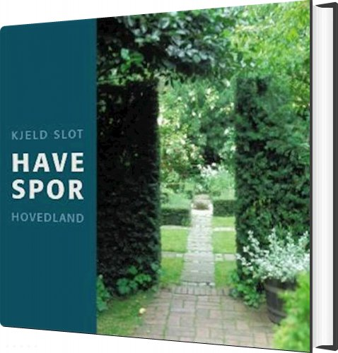 Image of   Havespor - Kjeld Slot - Bog