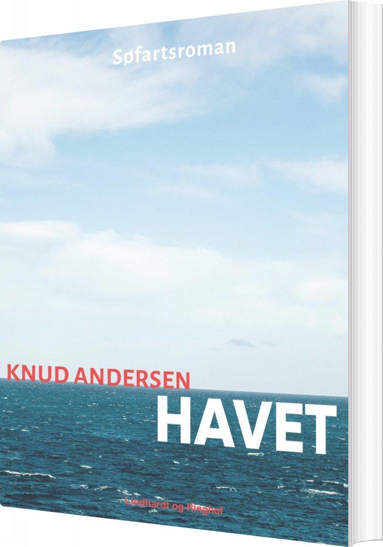 Havet - Knud Andersen - Bog