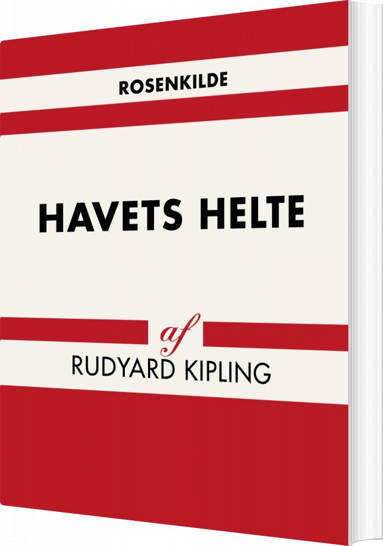 Billede af Havets Helte - Rudyard Kipling - Bog