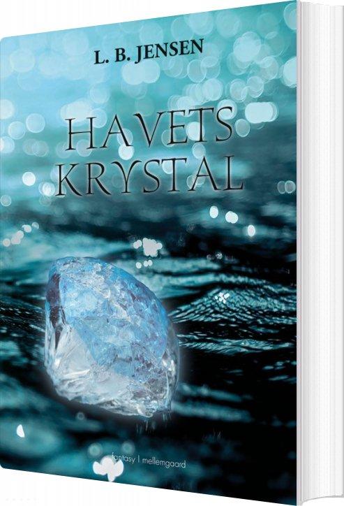 Image of   Havets Krystal - L.b. Jensen - Bog