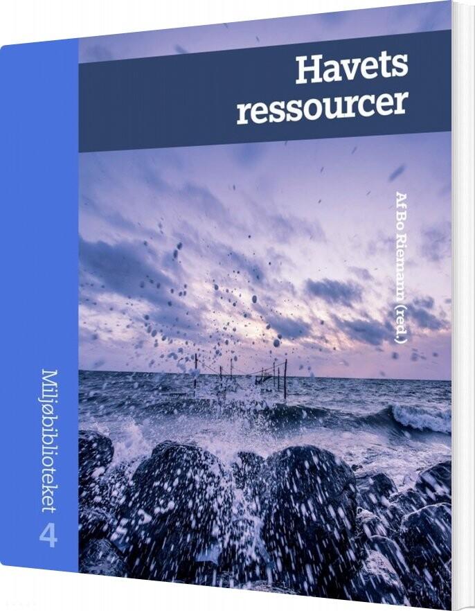 Image of   Havets Ressourcer - Bo Riemann - Bog