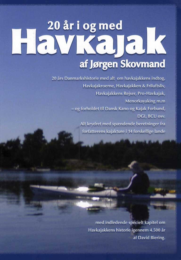 Billede af Havkajak - Jørgen Skovmand - Bog