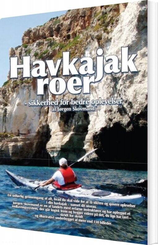Billede af Havkajakroer - Jørgen Skovmand - Bog