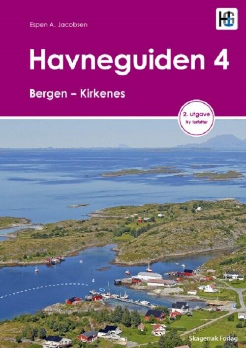 Billede af Havneguiden 4 - Espen Jakobsen - Bog