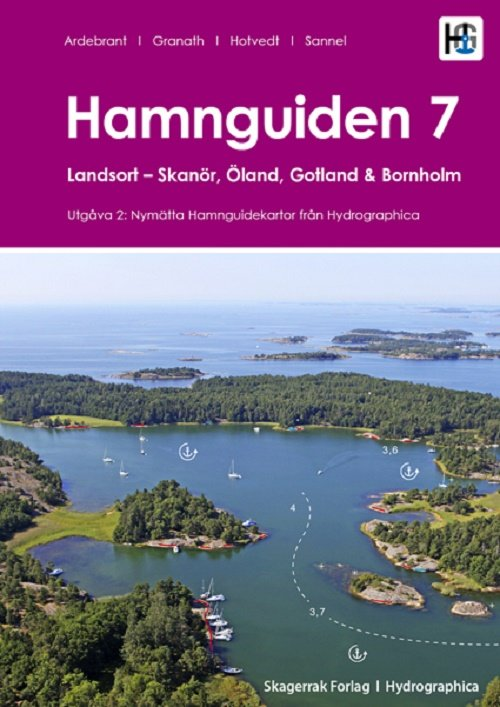 Billede af Hamnguiden 7 - Hotvedt - Bog
