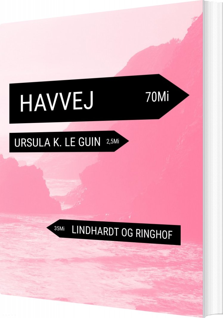 Havvej - Ursula K. Le Guin - Bog