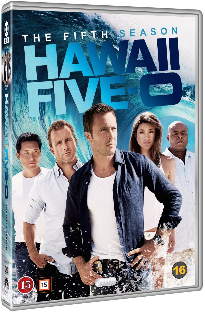 Image of   Hawaii Five-0 - Sæson 5 - Remake - DVD - Tv-serie