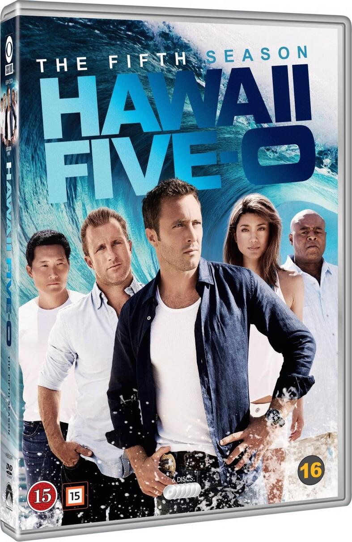 Image of   Hawaii Five-0 - Sæson 5 - Remake - DVD - Tv-serie
