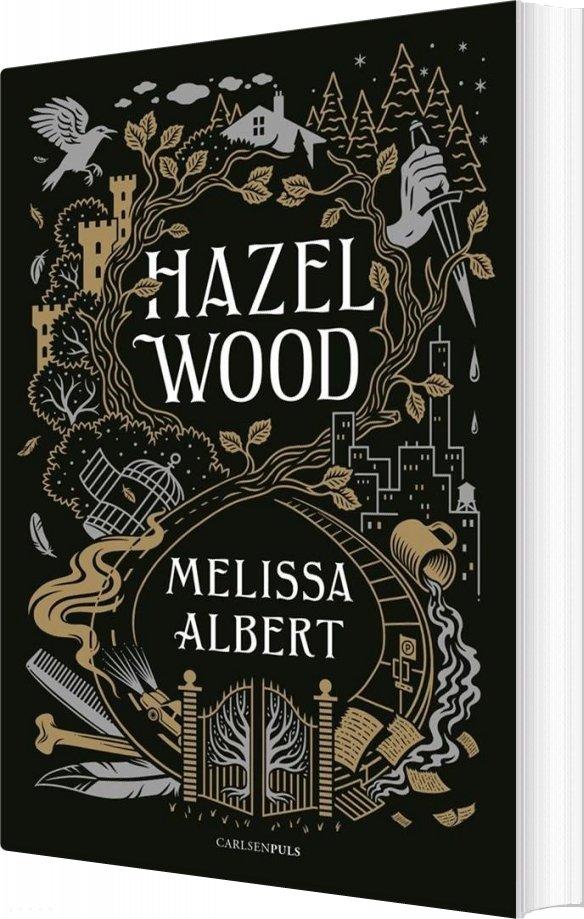 Hazel Wood - Melissa Albert - Bog