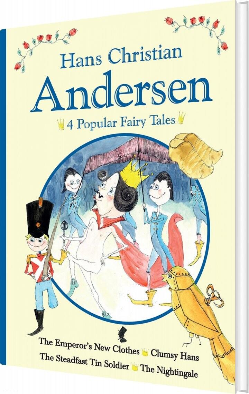 Image of   H.c. Andersen - 3 Popular Fairy Tales Ii - H.c. Andersen - Bog