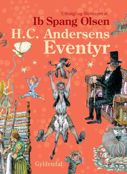 H.c. Andersens Eventyr - Ib Spang Olsen - Bog