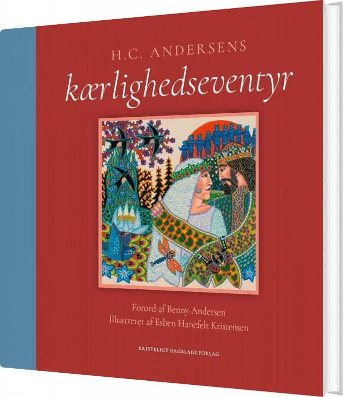 Image of   H.c. Andersens Kærlighedseventyr - H.c. Andersen - Bog