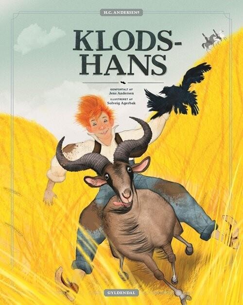 Image of   H.c. Andersens Klods-hans - Solveig Agerbak - Bog