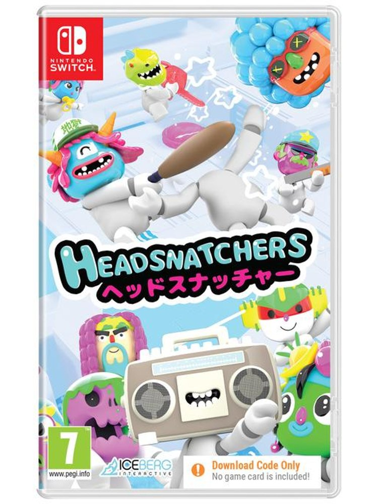 Image of   Headsnatchers - Nintendo Switch