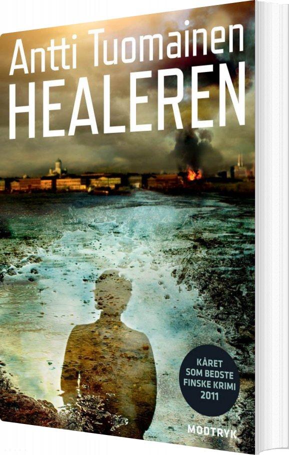 Image of   Healeren - Antti Tuomainen - Bog