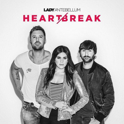 Image of   Lady Antebellum - Heart Break - Vinyl / LP