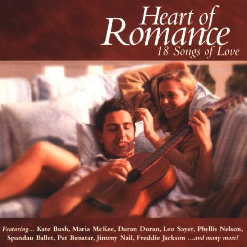 Image of   Heart Of Romance - CD
