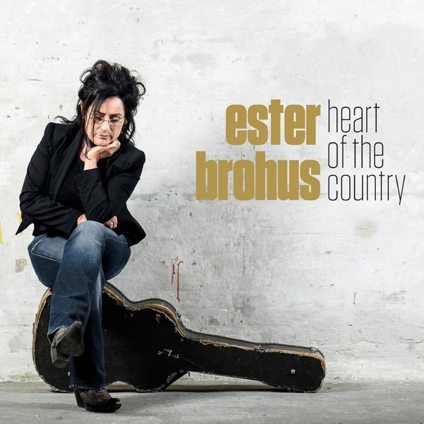 Image of   Ester Brohus - Heart Of The Country - CD