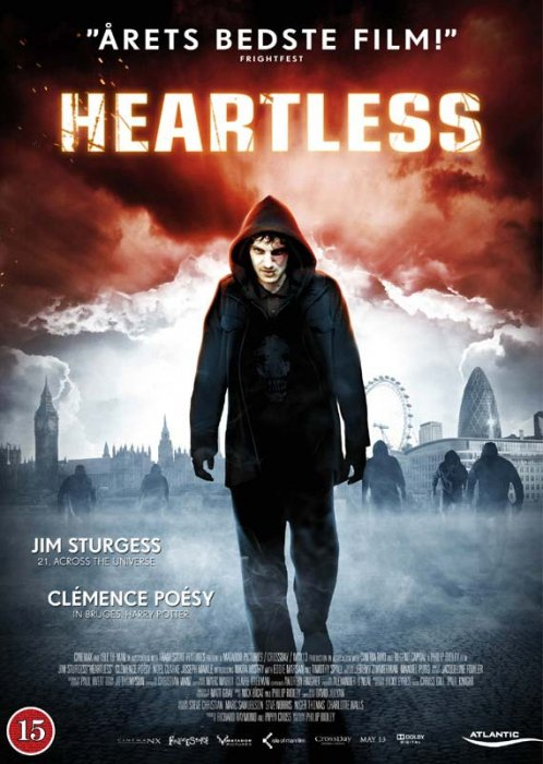 Image of   Heartless - DVD - Film
