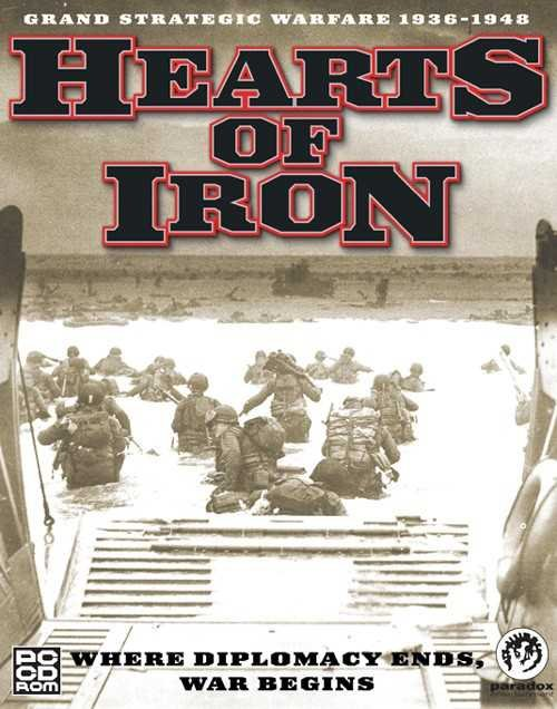 Image of   Hearts Of Iron - PC