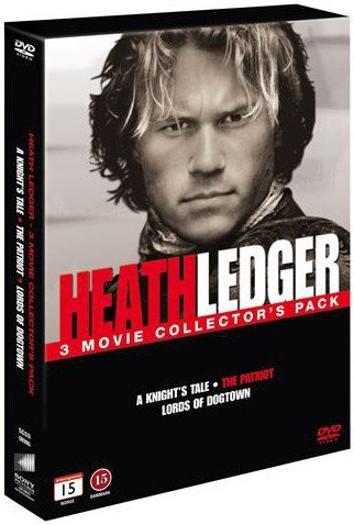 Billede af A Knights Tale // The Patriot // Lord Of Dogtown - DVD - Film
