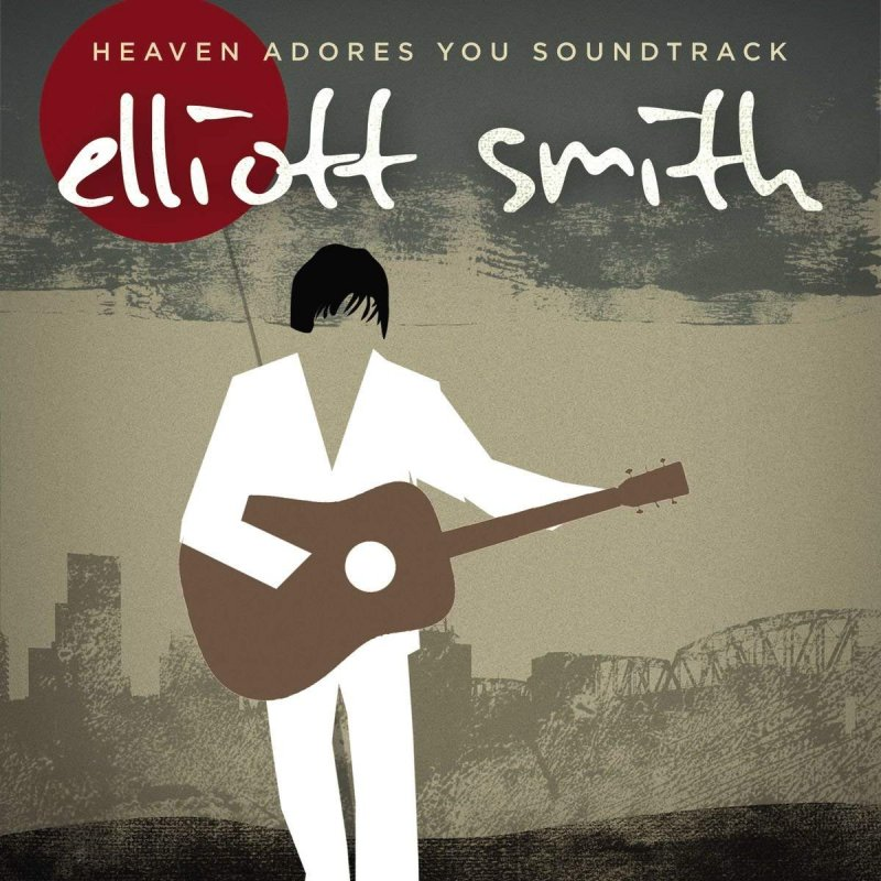 Image of   Elliott Smith - Heaven Adores You - Soundtrack - CD