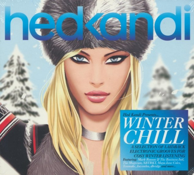 Image of   Hed Kandi - Winter Chill - CD