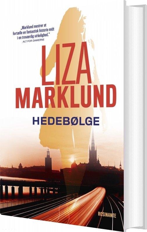 Hedebølge - Liza Marklund - Bog