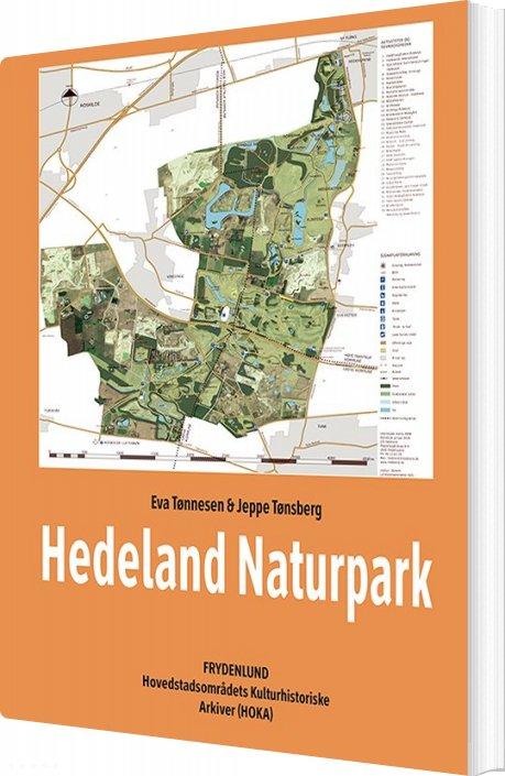 Image of   Hedeland Naturpark - Jeppe Tønsberg - Bog
