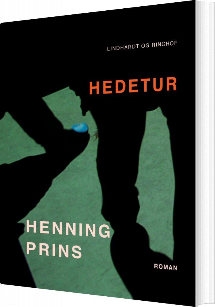 Hedetur - Henning Prins - Bog