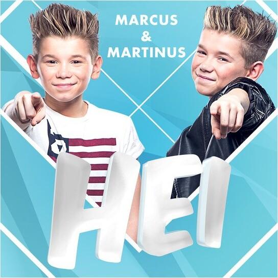 Image of   Marcus Og Martinus - Hei - CD